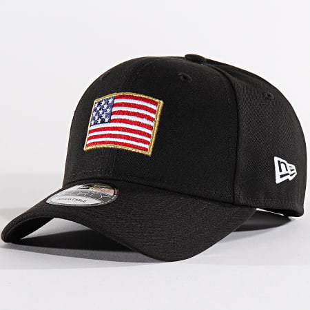 New Era - Casquette 9Forty Flagged 12040477 Noir