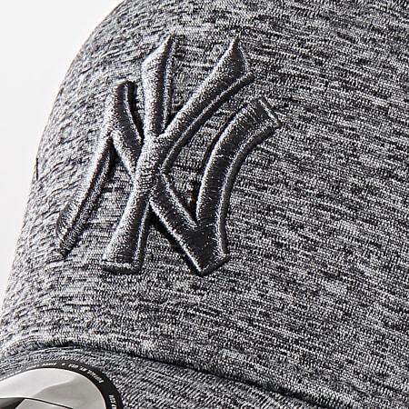 New Era DRY SWITCH Trucker Cap NY Yankees Gris Noir