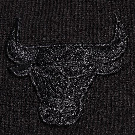 New Era - Bonnet Dark Base Skull 12040567 Chicago Bulls Noir