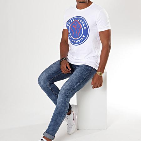 Seth Gueko - Tee Shirt Titi Parisien Blanc