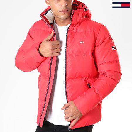 Tommy Hilfiger Jeans - Doudoune Essential Down 6902 Rouge