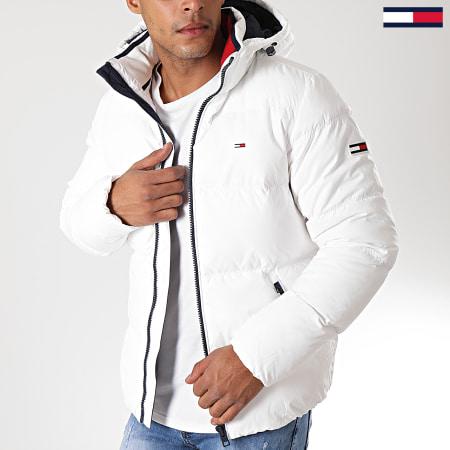 Tommy Hilfiger Jeans - Doudoune Essential Down 6902 Blanc