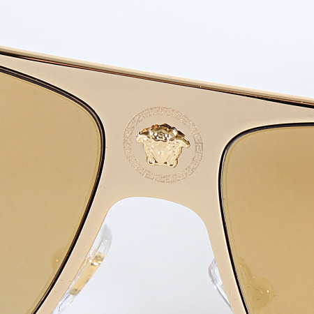Versace - Lunettes De Soleil 0VE2212-1002 Doré
