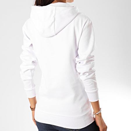Ellesse - Sweat Capuche Femme Picton SGC07461 Blanc