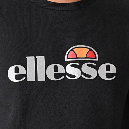 Ellesse - Sweat Crewneck Réfléchissant Leeti 2 SXC08169 Noir