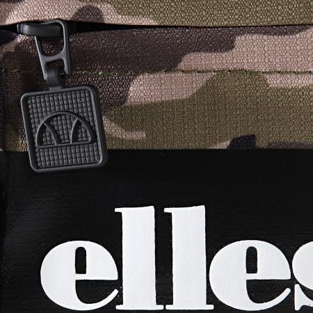 Ellesse - Sacoche Vardan Camouflage Vert Kaki
