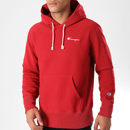 Champion - Sweat Capuche 212967 Bordeaux