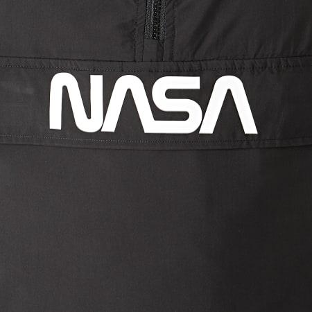 NASA - Coupe-Vent Skid Noir