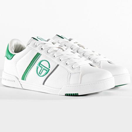 Sergio Tacchini - Baskets Parigi Classic LTX STM924122 White Green