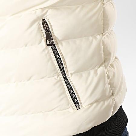 MTX - Doudoune Capuche Avec Clous 960 Blanc