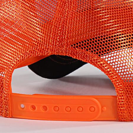 Okawa Sport - Casquette Trucker Price Noir Orange