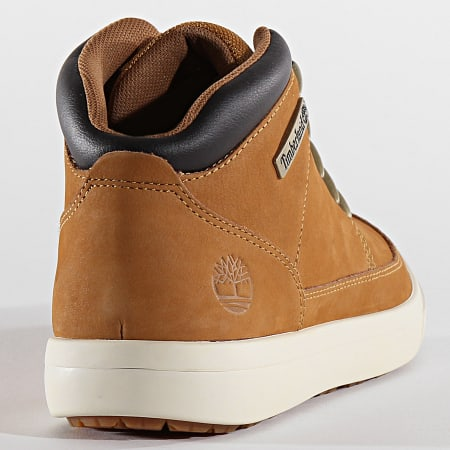 Timberland - Baskets Ashwood Park Mid Hiker A1YYS Wheat Nubuck