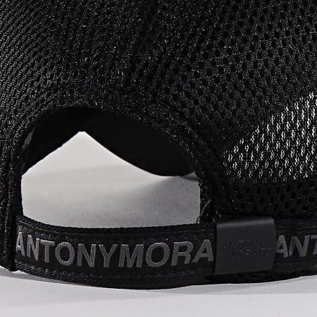 Antony Morato - Casquette MMHA00240 Noir Camouflage