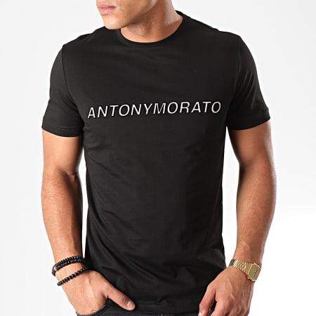 Antony Morato - Tee Shirt Abbigliamento MMS01604 Noir