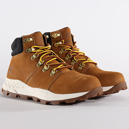 Timberland Boots Brooklyn Low Hiker A27P4 Wheat Nubuck