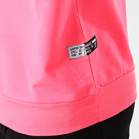 Classic Series - Sweat Crewneck K8696 Rose Fluo