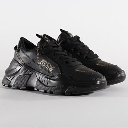 Versace Jeans Couture - Baskets Femme Linea Fondo Speed Dis 1 E0VUBSC1 Black