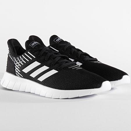 adidas Baskets AsWeeRun F36331 Core Black Footwear White