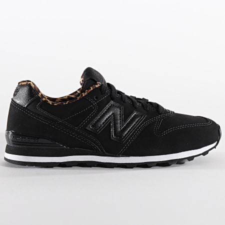 New Balance - Baskets Femme Classics 996 Black