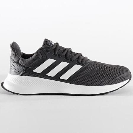 adidas - Baskets RunFalcon F36200 Grey Six Footwear White Core Black