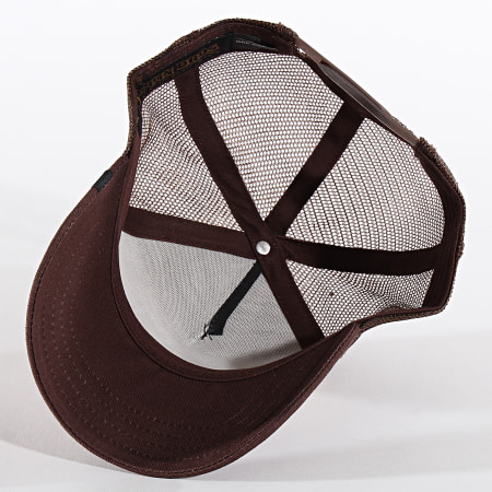 Goorin Bros - Casquette Trucker Lone Star Marron