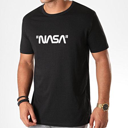 NASA - Tee Shirt Quote Noir
