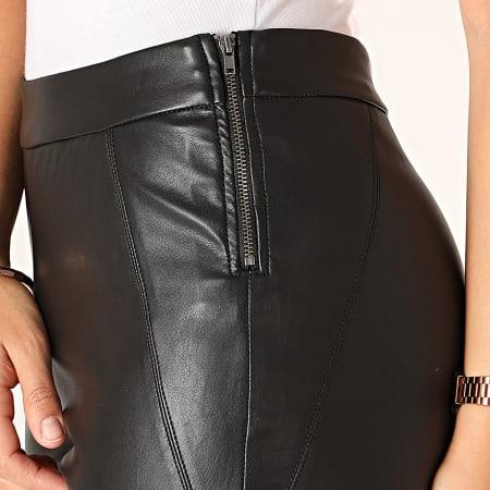 Vero Moda - Legging Femme Sevena Noir