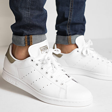 adidas - Baskets Stan Smith EE5798 Footwear White Carbon
