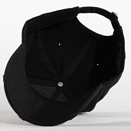 Batman - Casquette Logo Noir Argenté