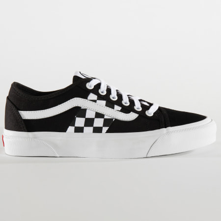 Vans - Baskets Bess Ni A4BTHT7Z Checkered Black True White