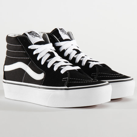 Vans Baskets Femme Sk8 Hi Platform 2 A3TKN6BT Black True