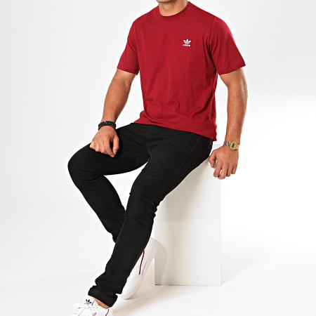 adidas - Tee Shirt Essential FQ3341 Bordeaux