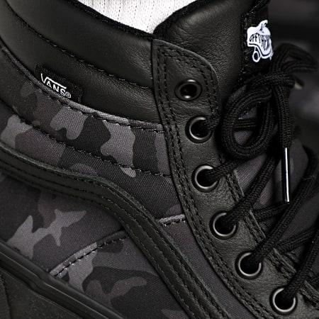 Vans - Baskets Sk8 Hi MTE A4P3ITUL Woodland Camo Black