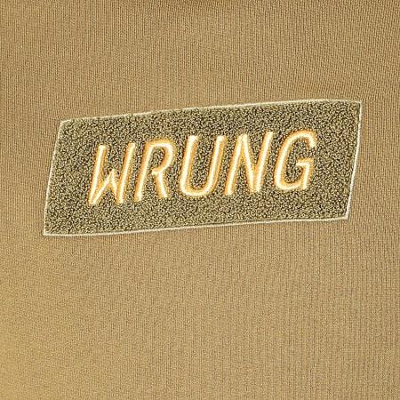 Wrung - Sweat Capuche Boxter 2 Vert Kaki