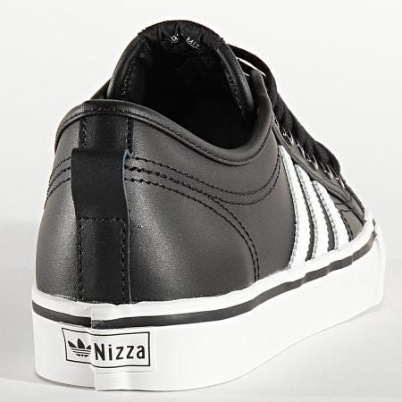 adidas - Baskets Nizza EE7207 Core Black Footwear White Cryo White