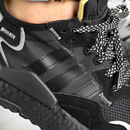adidas - Baskets Nite Jogger EE5884 Core Black Core Black