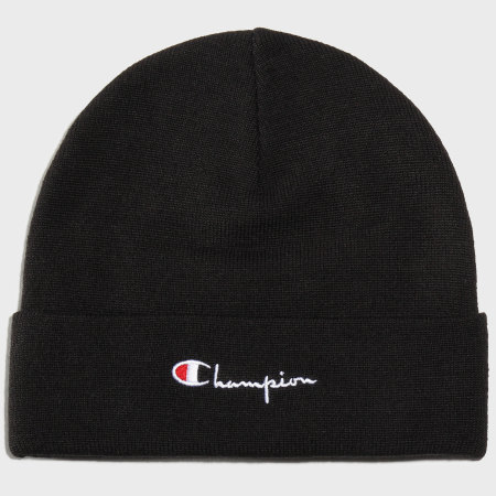 Champion - Bonnet 804708 Noir