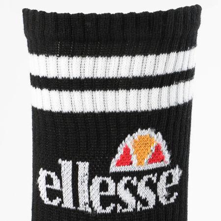 Ellesse - Lot De 3 Paires De Chaussettes SAAC0620 Noir