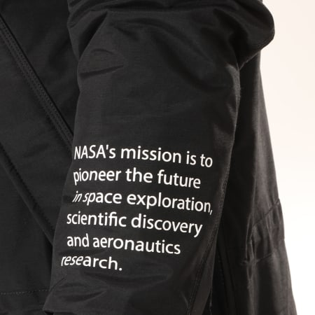 NASA - Veste Outdoor MT1118 Noir