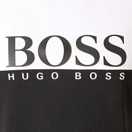Hugo Boss - Tee Shirt Fashion 50420397 Noir Blanc