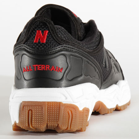 New Balance - Baskets Classics 801 767221 Black White