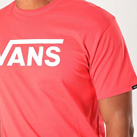 Vans - Tee Shirt Classic GGGZRA Rose