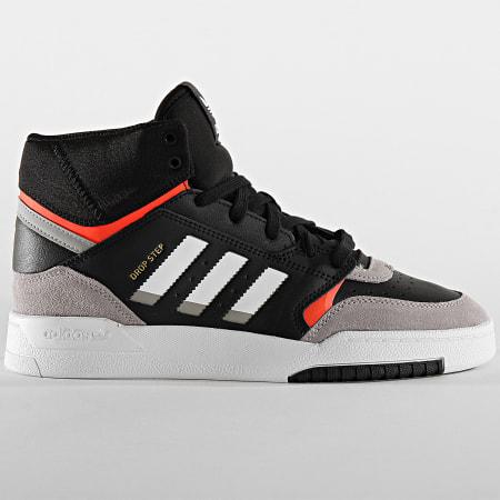 adidas - Baskets Drop Step EE5220 Core Black Granit Solar Red