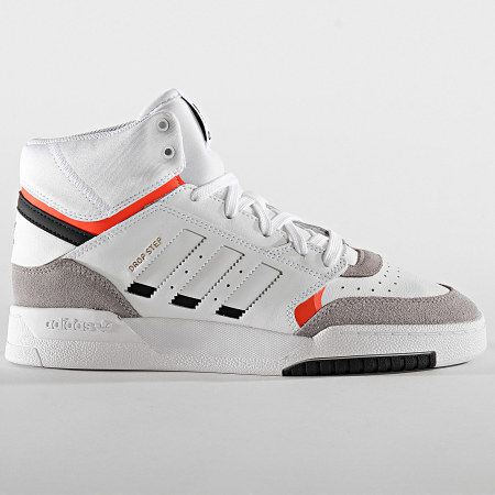 adidas - Baskets Drop Step EE5220 Footwear White Granit Solar Red