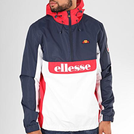 Ellesse - Coupe-Vent Moretti Oh SHD07860 Bleu Marine Blanc Rouge