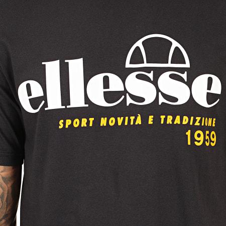 Ellesse - Tee Shirt Oversize Terni Noir