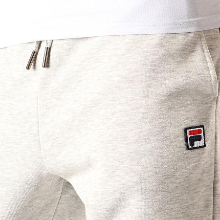 Fila - Pantalon Jogging Kuddusi 687218 Gris Chiné