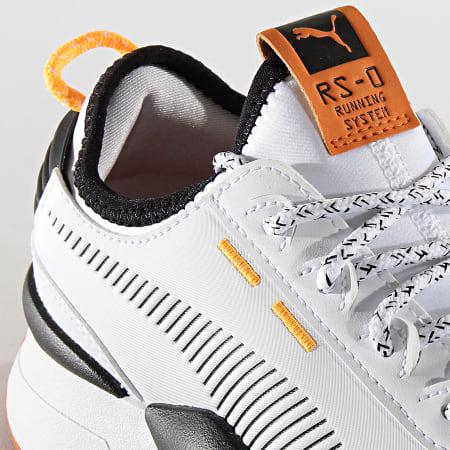 Puma Baskets RS 0 Trail 371829 Puma White Orange Alert