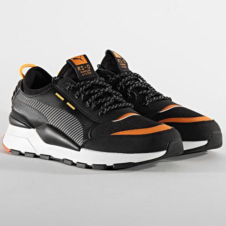 Puma Baskets RS 0 Trail 371829 Puma Black Orange Alert
