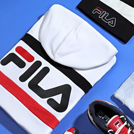 Fila - Sweat Capuche Radomir 687232 Blanc